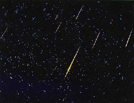 Perseid meteor shower at Brasstown Bald + Bell Knob sunset - Thu, Aug ...