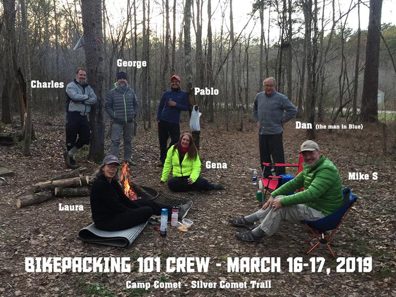 AOC Bikepacking Crew